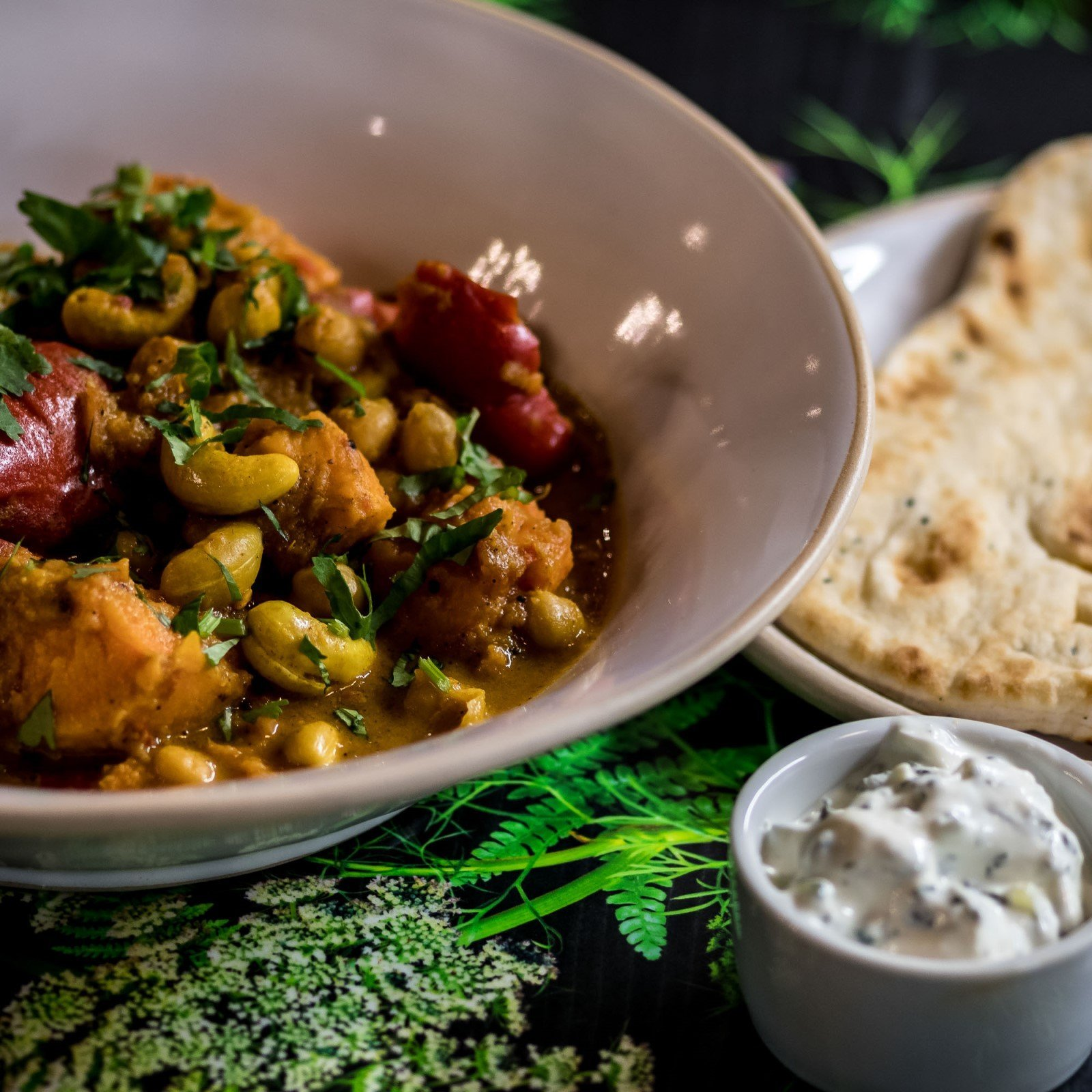 Burford Garden Company's Sri Lankan Vegetable Curry Recipe