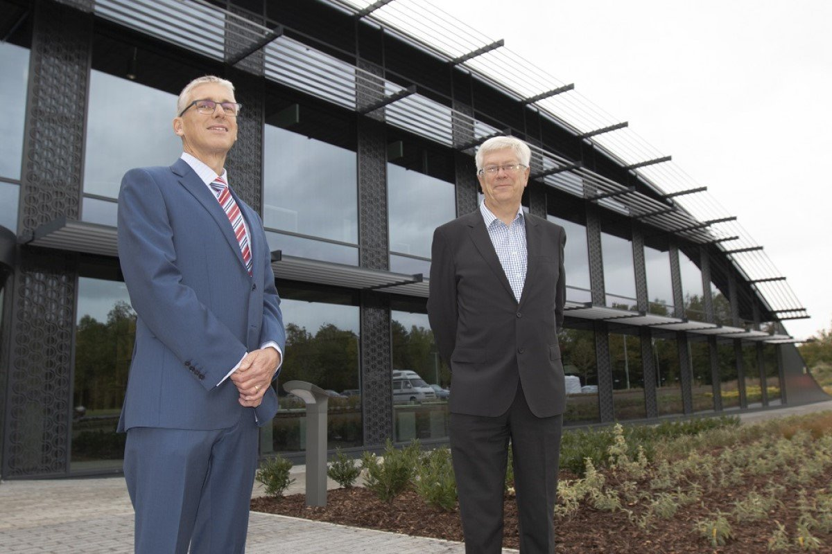 CABI moves into new state-of-the-art corporate office in Wallingford