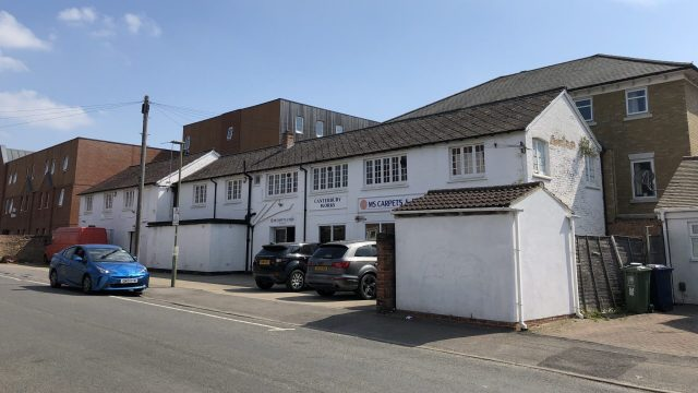 Canterbury Works up for sale and redevelopment into student housing