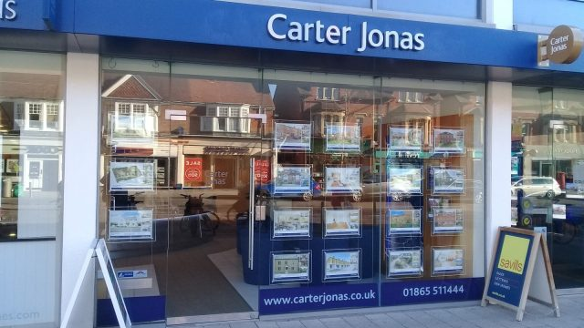 Carter Jonas Estate Agents Oxford Summertown