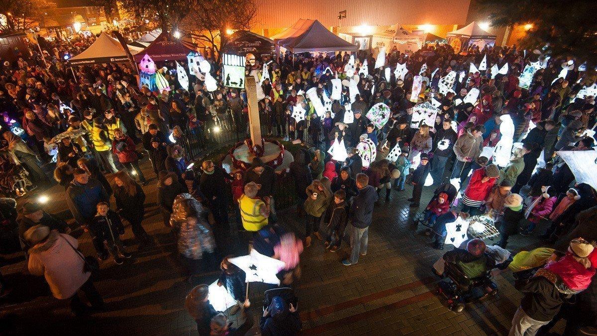 Carterton Christmas Lights Switch-on event