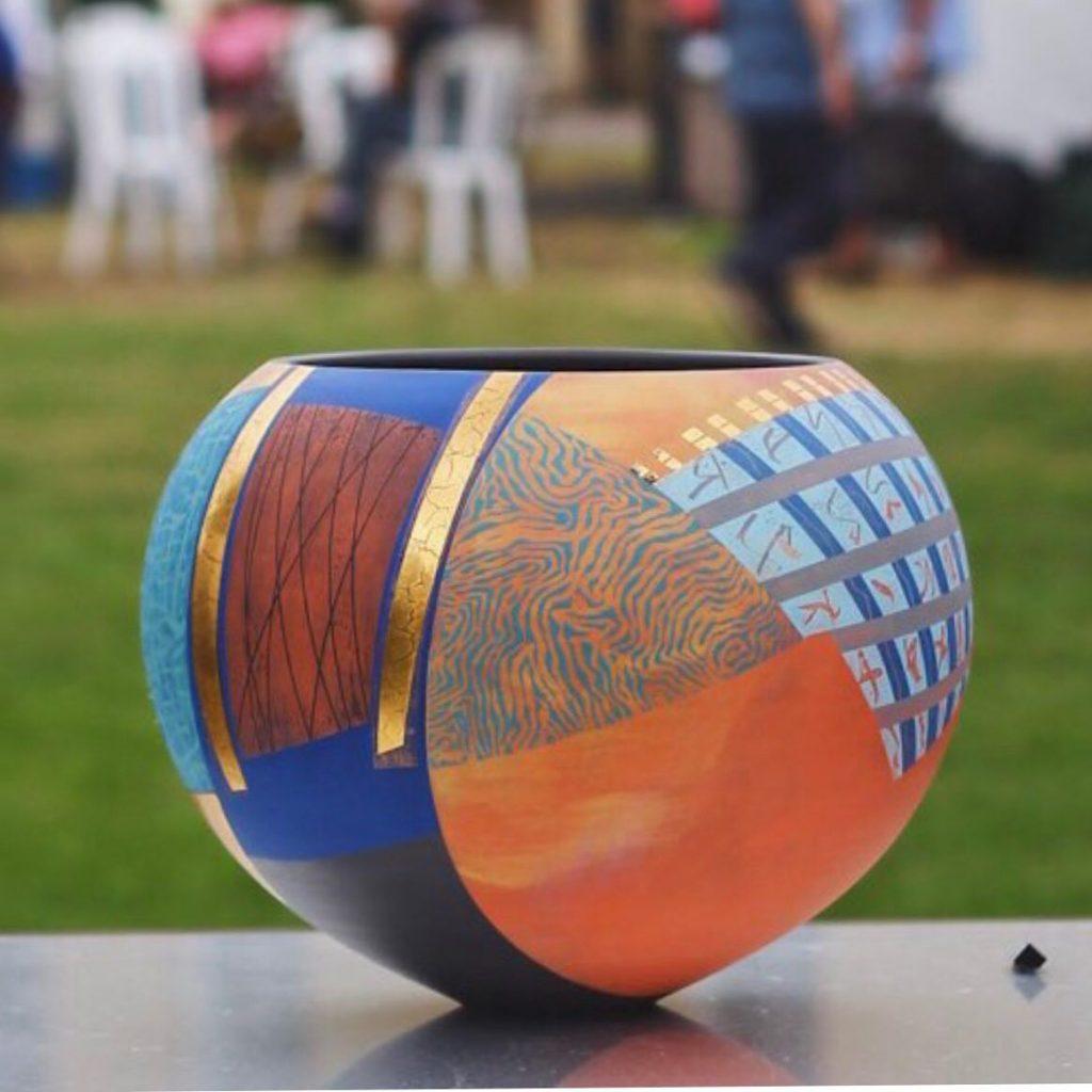 Celebrating Ceramics 2021 at Waterperry Gardens