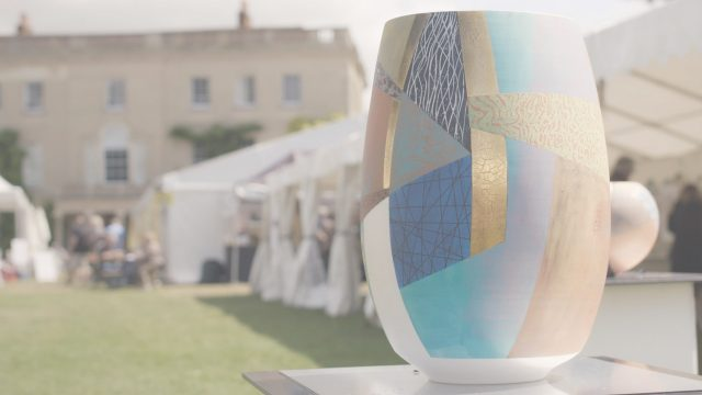 Celebrating Ceramics 2021 at Waterperry Gardens