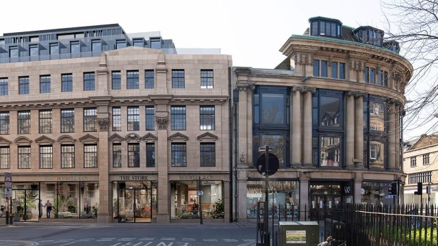 Transformation of Boswells building into luxury hotel gets go-ahead