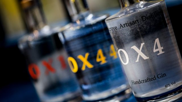 Chalgrove Artisan Distillery - Home of OX44, OX1, OX2 & OX4 Handcrafted Gins.
