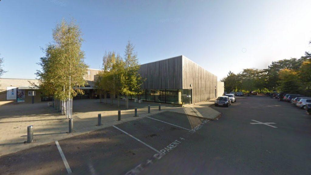 Chipping Norton Leisure Centre, Oxfordshire