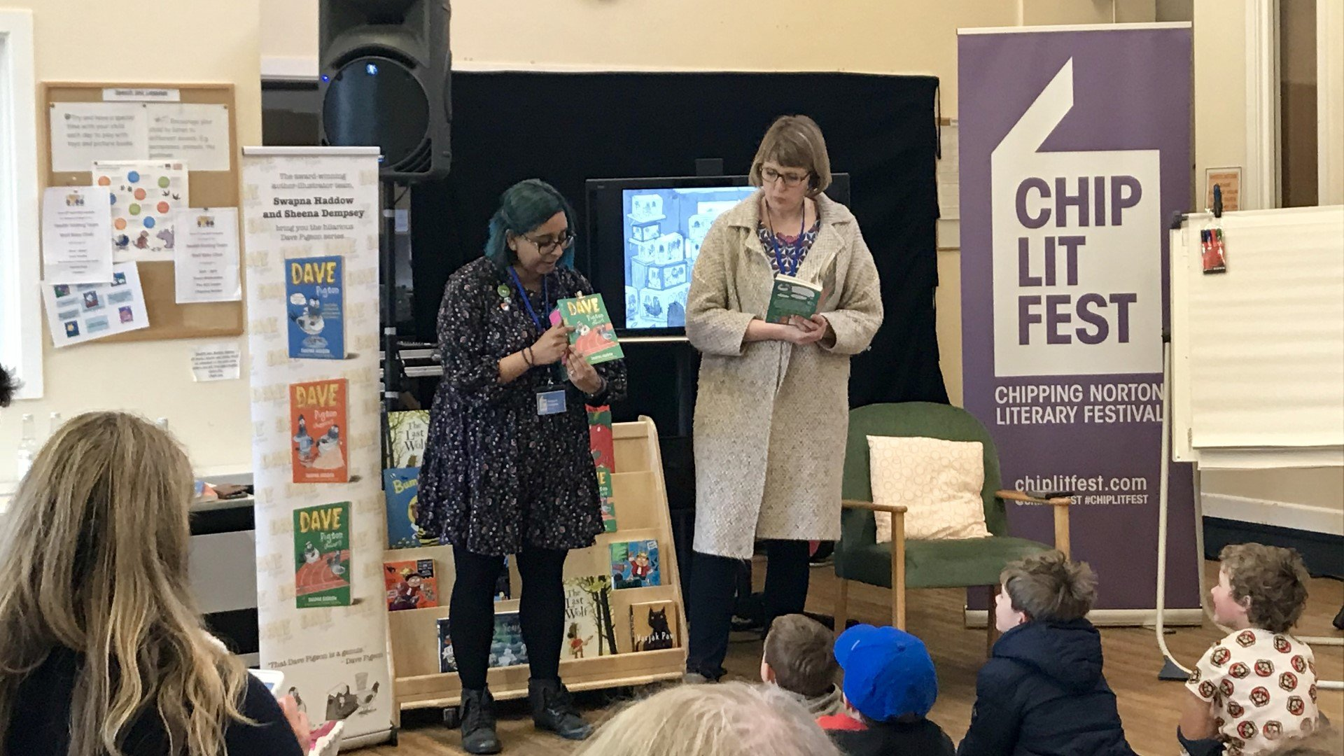 Chipping Norton Literary Festival 2020