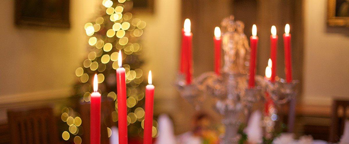 A Christ Church Christmas Carol Tea Party