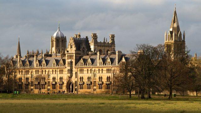 Christ Church, Oxford University, Oxford