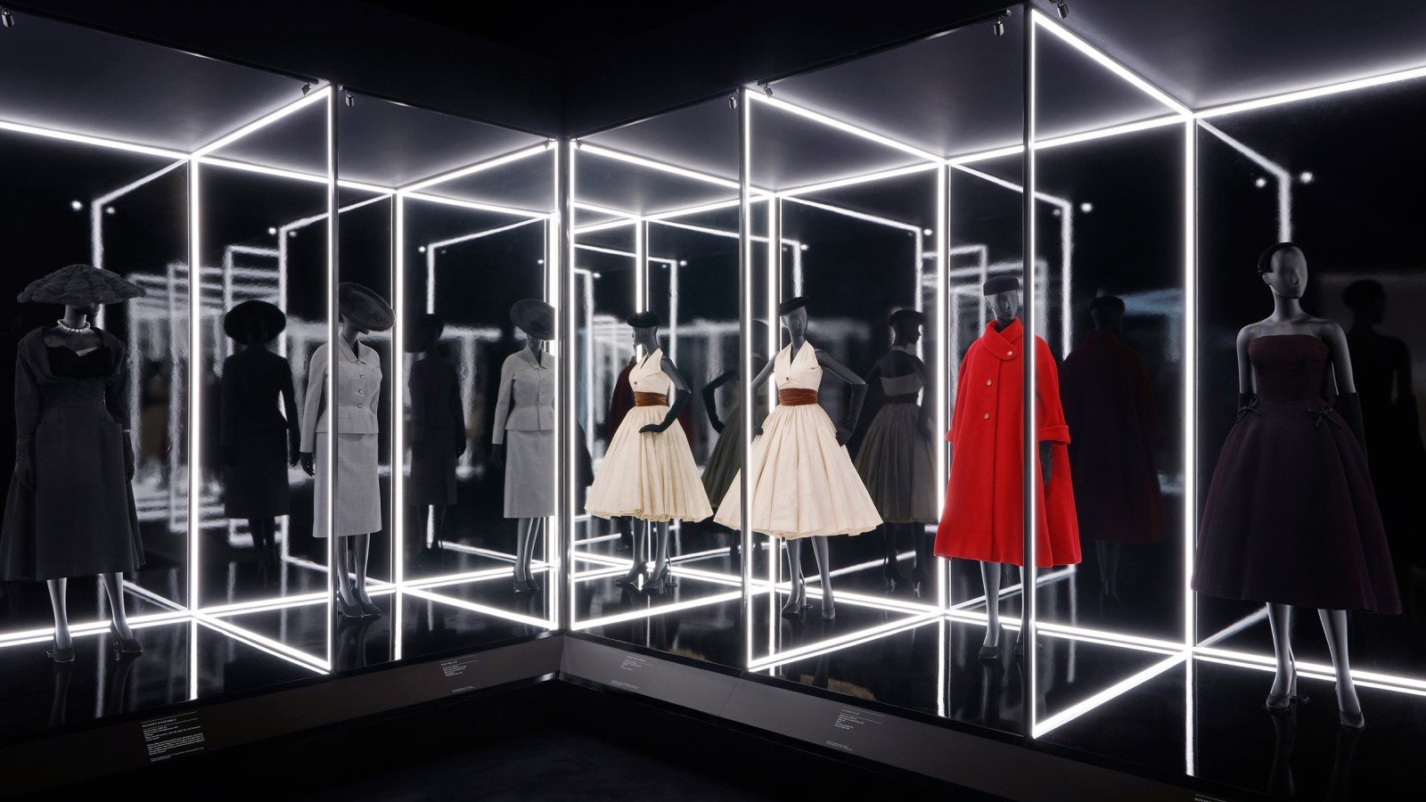 Christian Dior: Designer of Dreams Exhibition at V&A Museum London