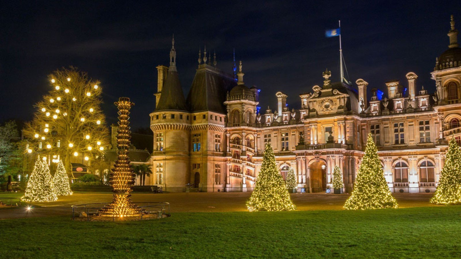Christmas 2019 at Waddesdon Manor