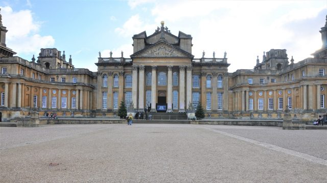 Christmas at Blenheim Palace 2020