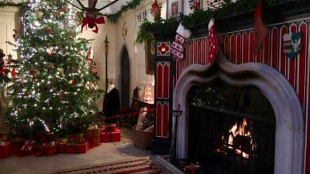 Christmas at Stonor Park