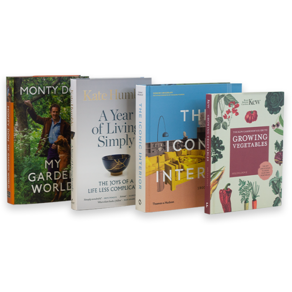 Ideas for Christmas Gifts - Home and Garden Books