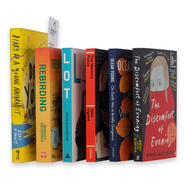Ideas for Christmas Gifts - Prize Winning Books