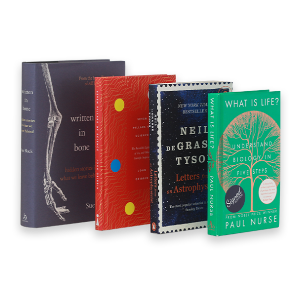 Ideas for Christmas Gifts - Books about science