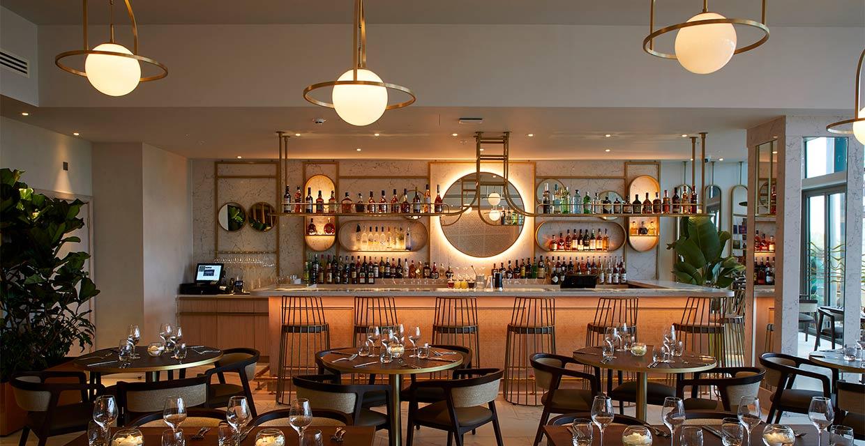 Interior of Cinnamon Kitchen at Oxford Westgate Centre