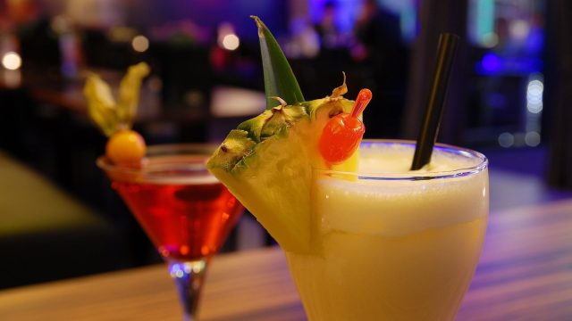 Cocktail Masterclass at New Theatre Oxford