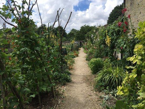 Cogges Manor Farm - Gardens