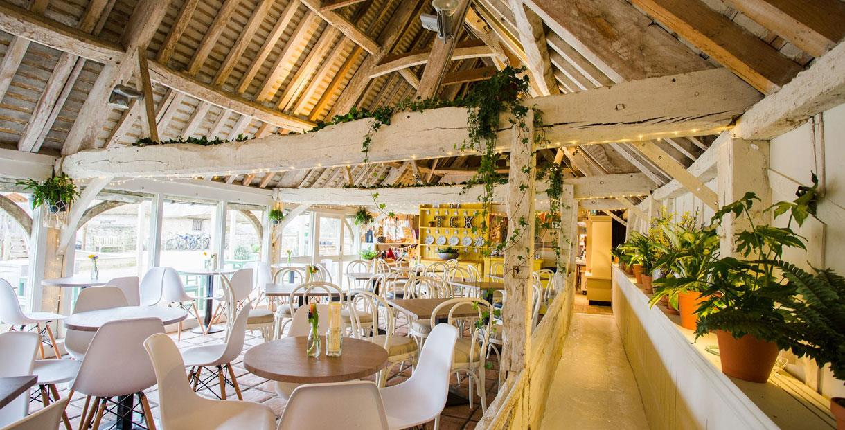 Cogges Manor Farm - The Cogges Kitchen