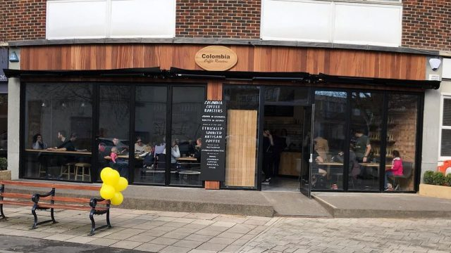 Colombian Coffee Roasters Summertown Oxford