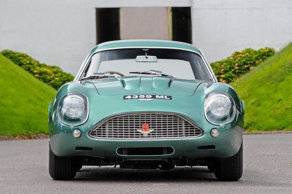 Concours of Elegance 2019 at Hampton Court Palace - Aston Martin Zagato
