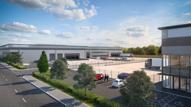 Construction to start at Axis J9 Bicester following planning approval