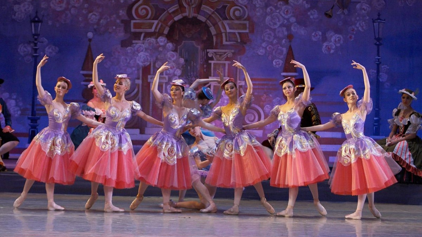 Coppelia by the Russian State Ballet of Siberia at New Theatre Oxford