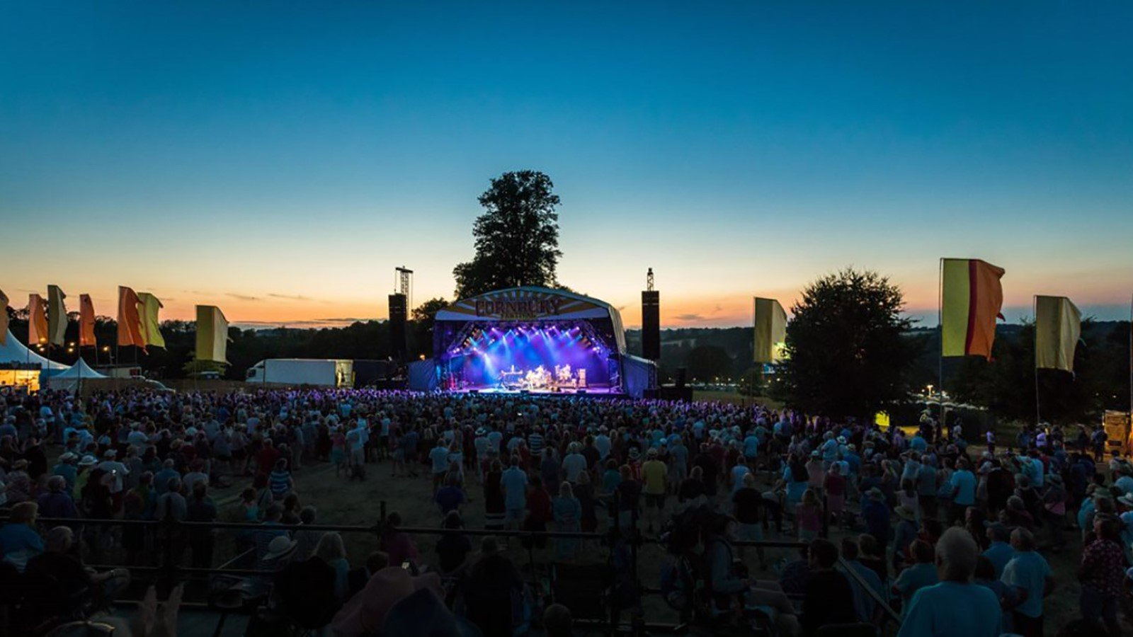 The Cornbury Festival 2021 at Great Tew Park has been cancelled