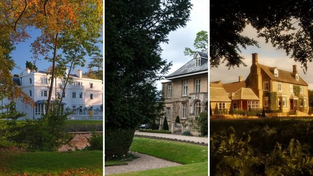 Country House Hotels near Oxford for an indulgent weekend break