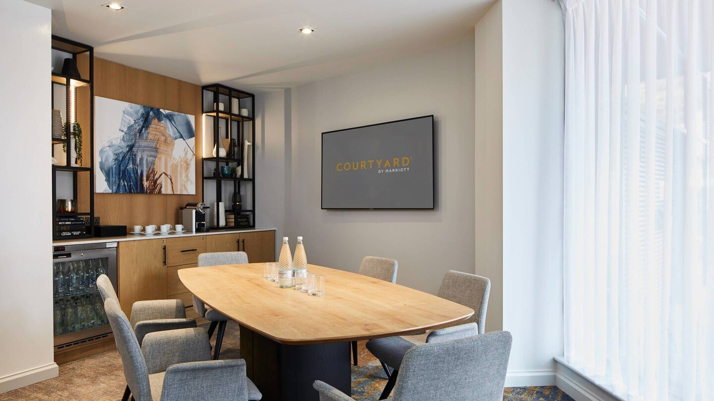 Courtyard by Marriott, Oxford City Centre - Meeting Room