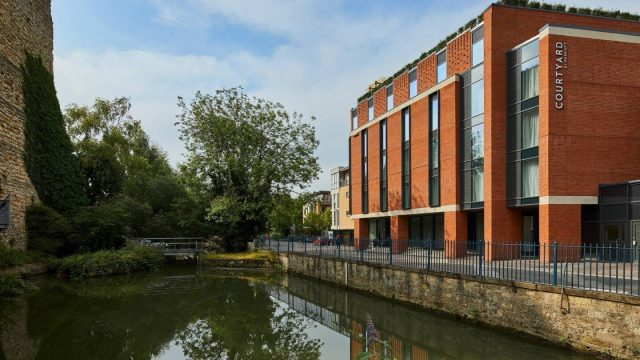 Courtyard by Marriott, Oxford City Centre