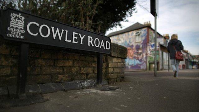Cowley Road Oxford
