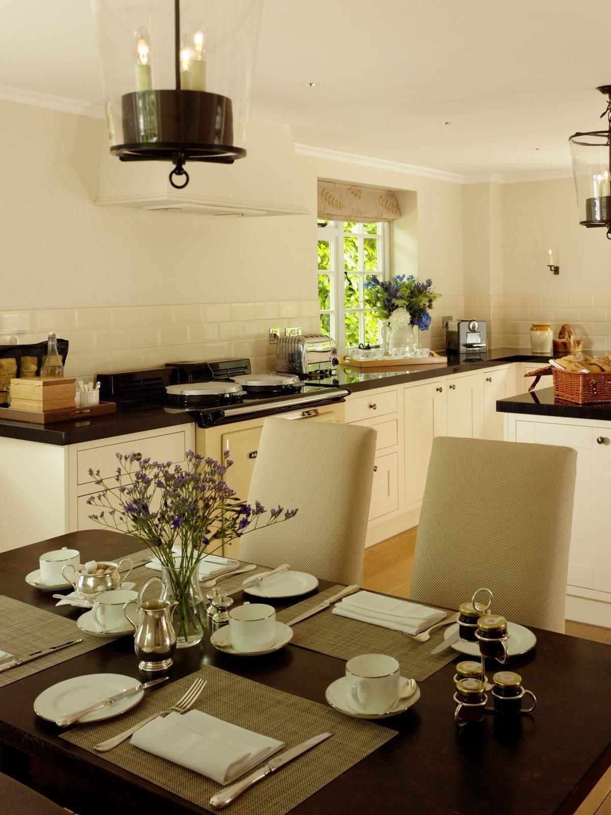 Coworth Park Dower House Kitchen