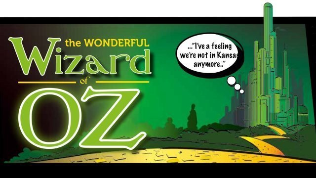 Creation Theatre The Wonderful Wizard of Oz