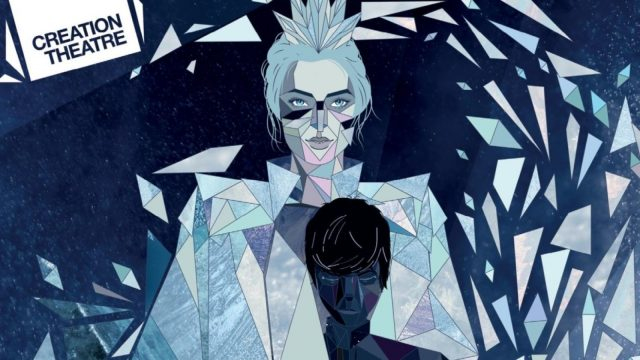 Creation Theatre's The Snow Queen at North Wall Arts Centre