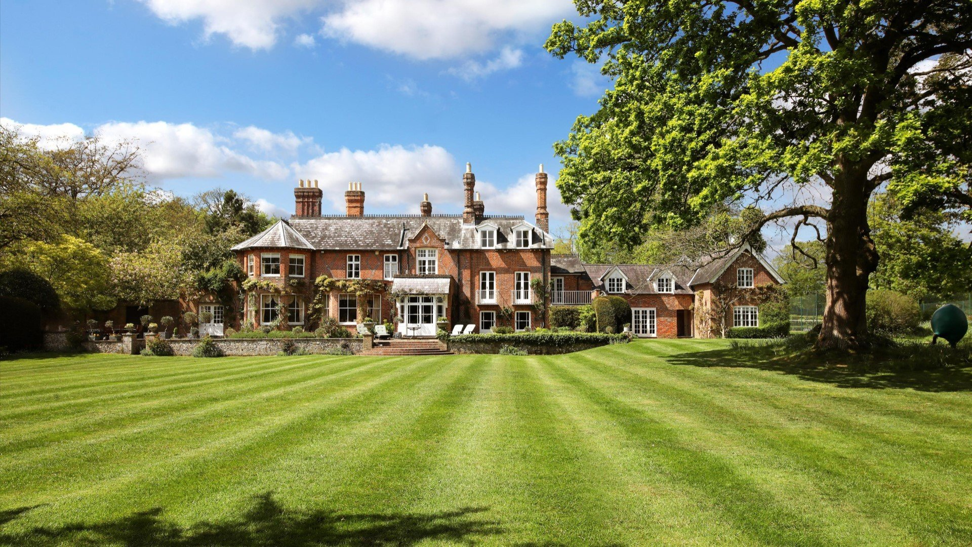 Crocker End House, Nettlebed, Henley-on-Thames