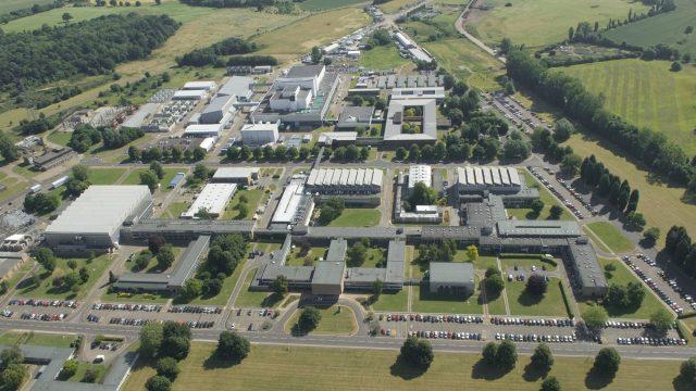 Culham Centre for Fusion Energy, Culham Science Centre Abingdon-on-Thames, Oxfordshire