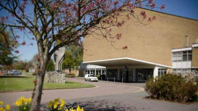 Culham Conference Centre at the Culham Science Centre in Oxfordshire