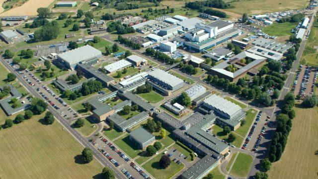 Culham Science Centre, Abingdon, Oxfordshire