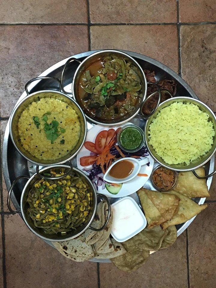 Delhish Vegetarian Kitchen, Bicester, Oxfordshire