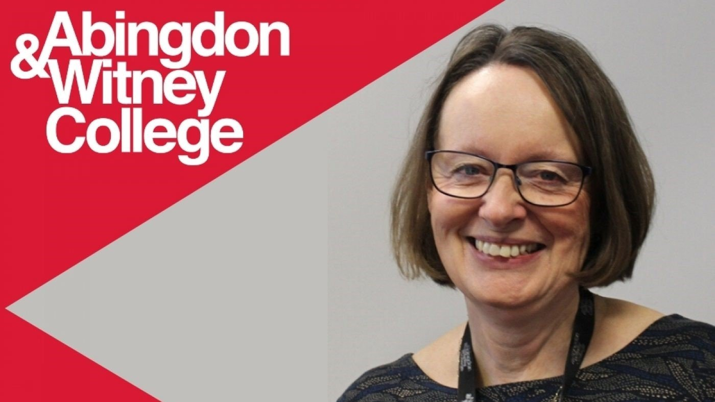 MBE for Di Batchelor of Abingdon & Witney College in 2020 New Year Honours