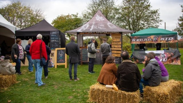 In Pictures: Reminiscing about the 2018 Didcot Food Festival