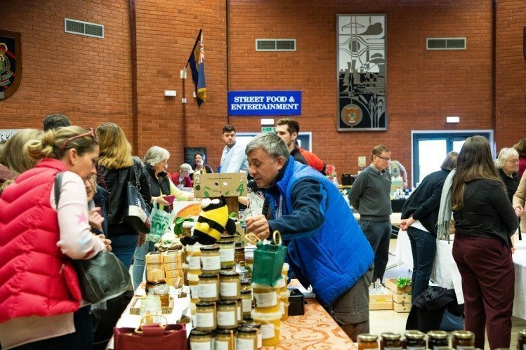 2018 Didcot Food Festival Gallery Image 29