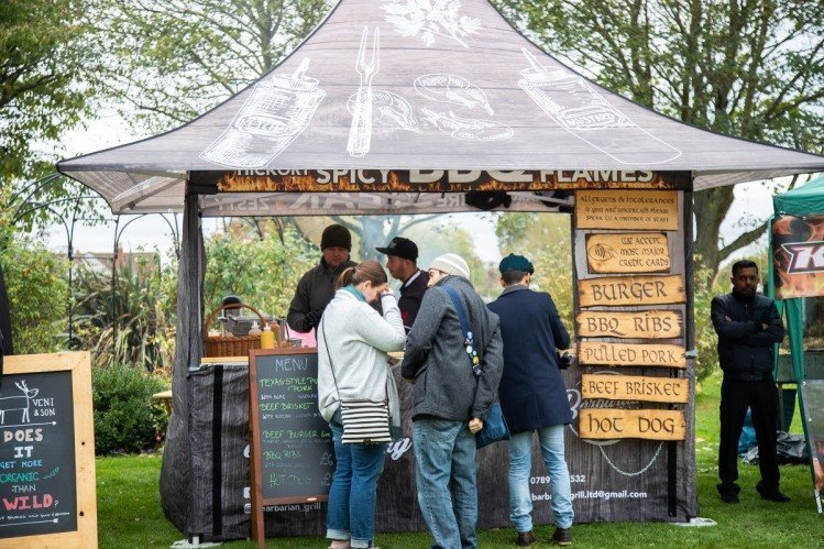 2018 Didcot Food Festival Gallery Image 37