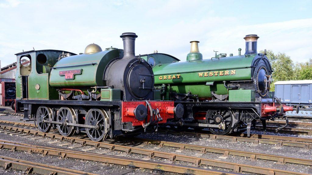 Didcot Railway Centre Half Term Steam Days
