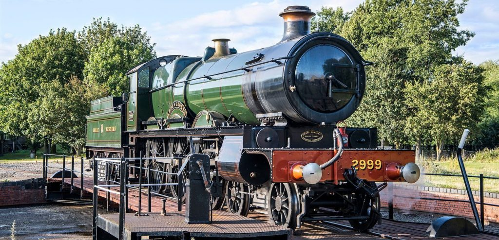 Didcot Railway Centre Spring Steam Day