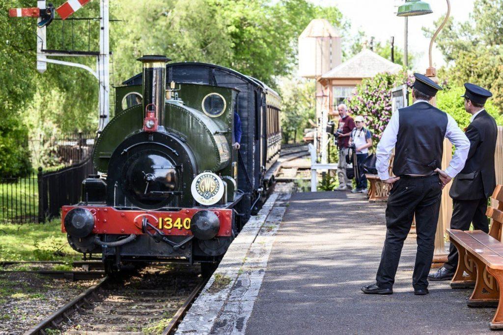Didcot Railway Centre Summer Steam Days