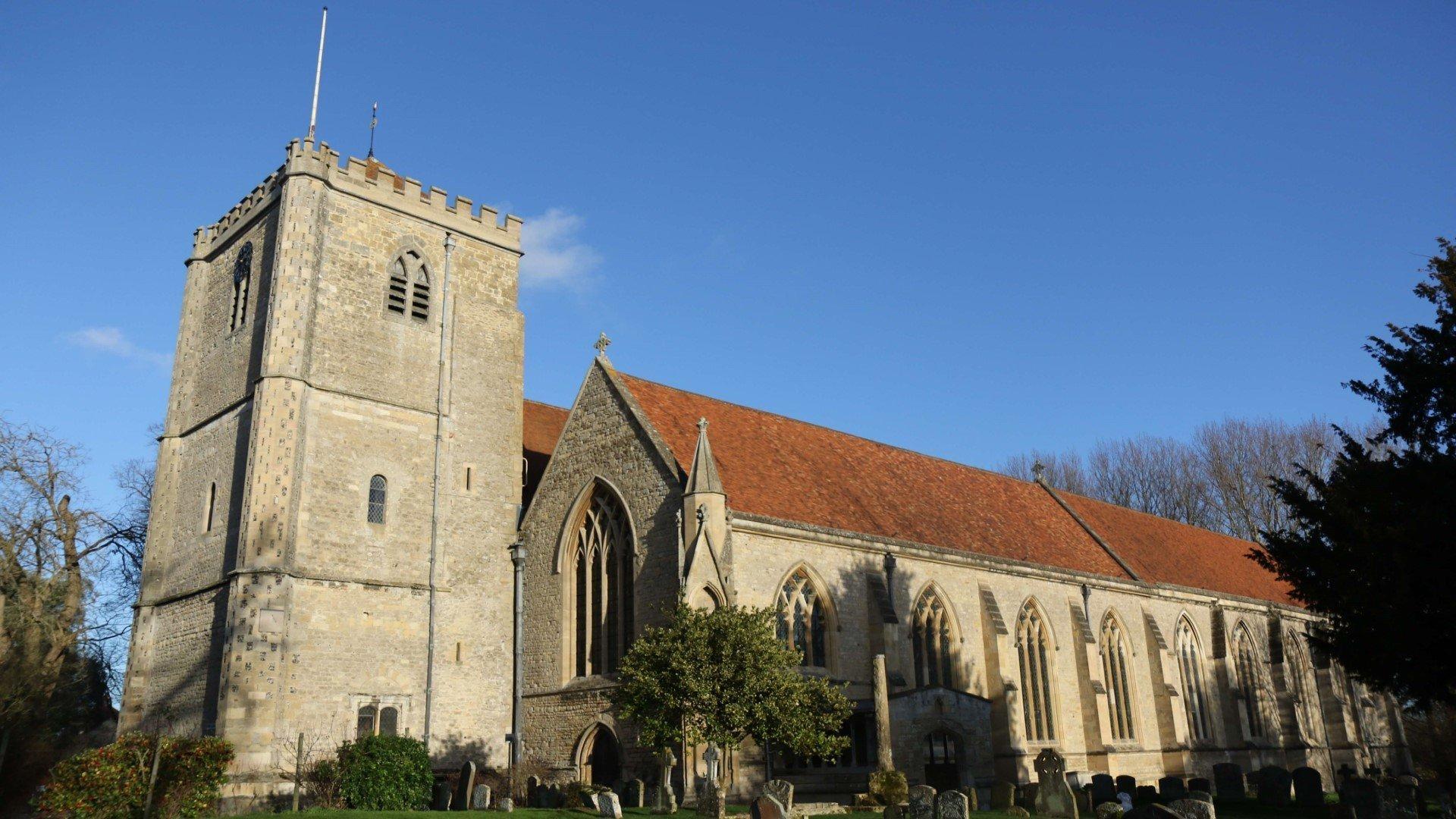 Dorchester Abbey Oxfordshire
