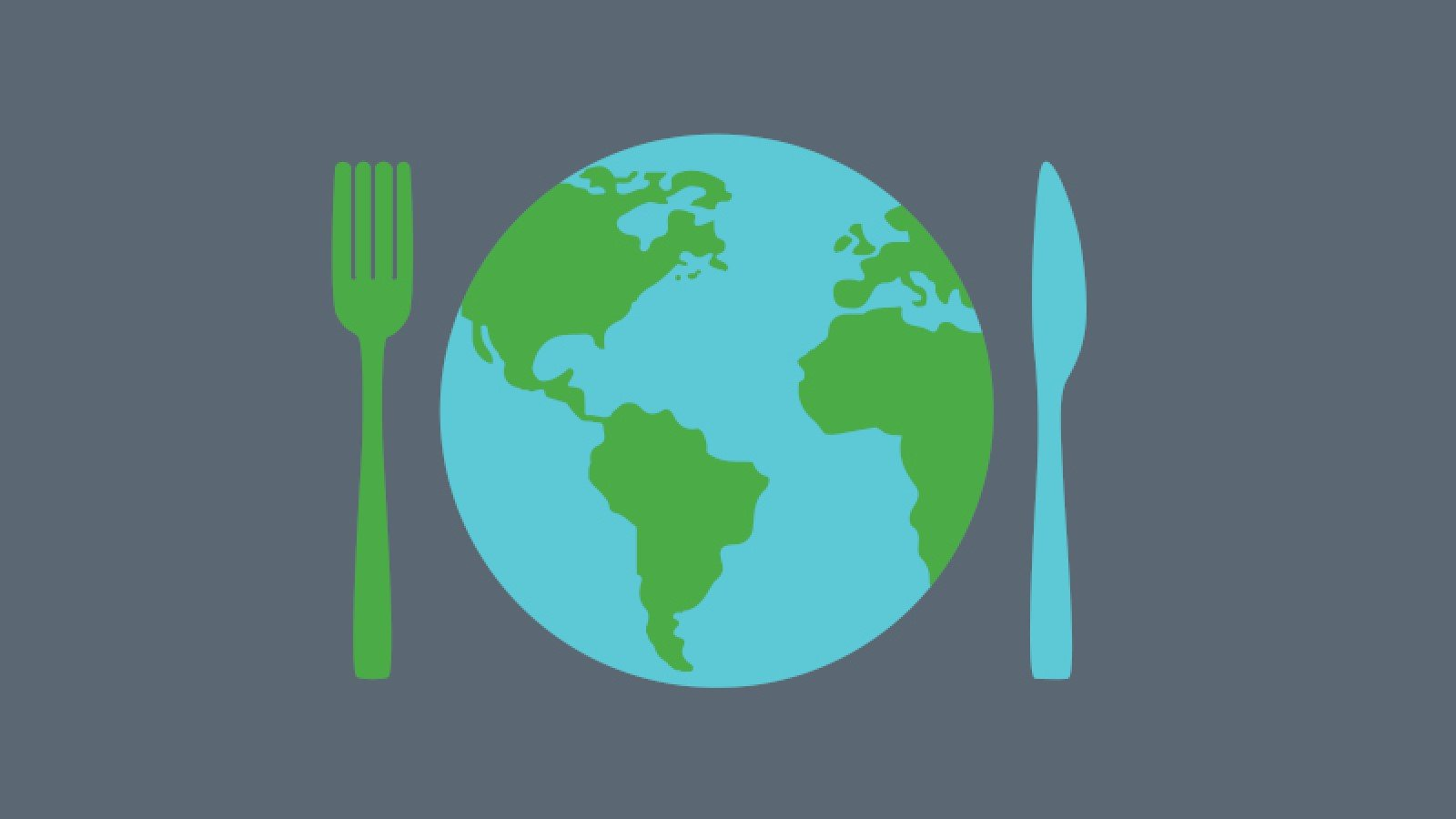 Hungry for change - the power is on your plate!